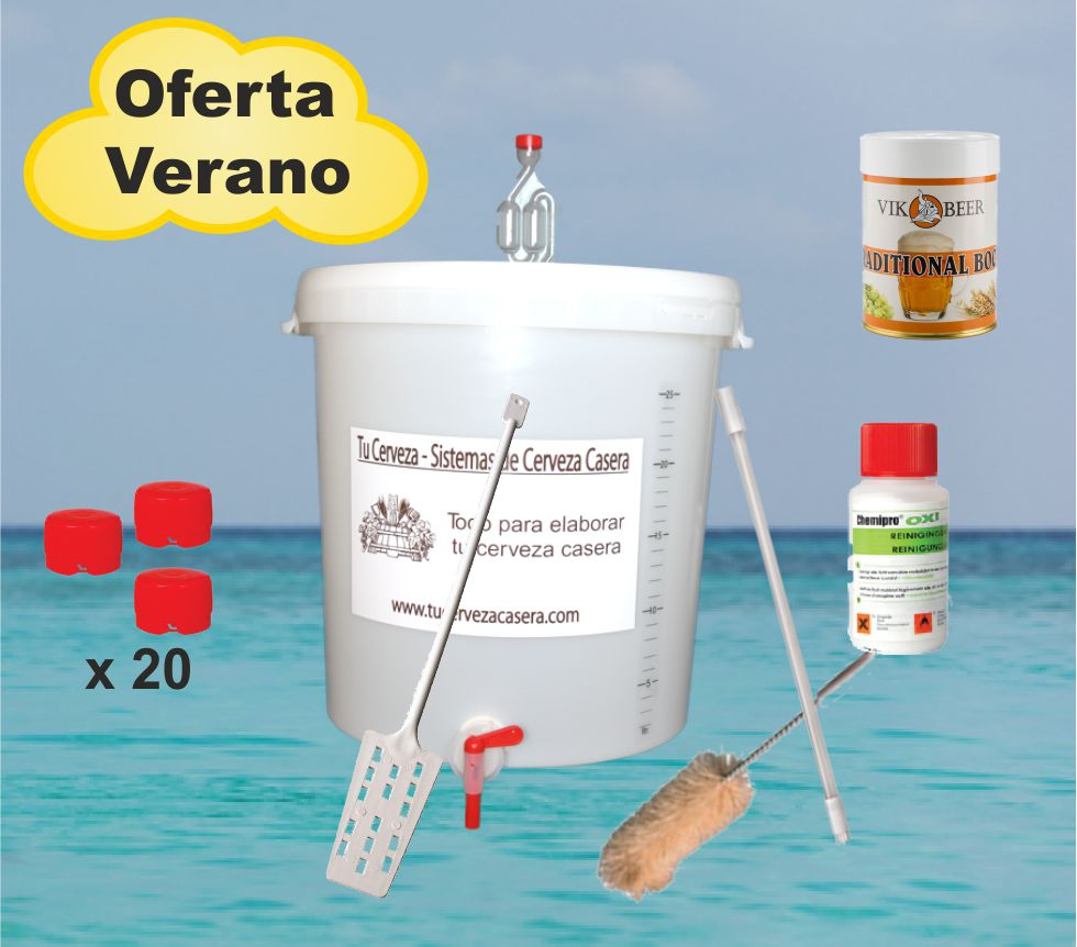 Set de Verano Eco plus