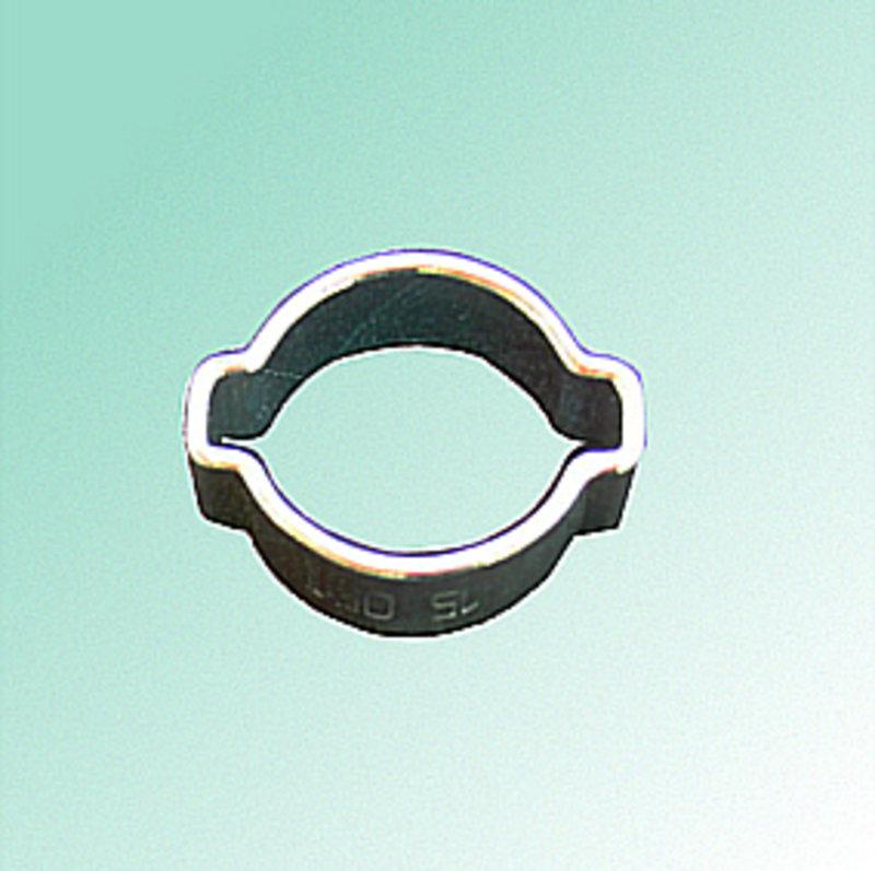 Abrazadera de manguera 13 - 15mm INOX