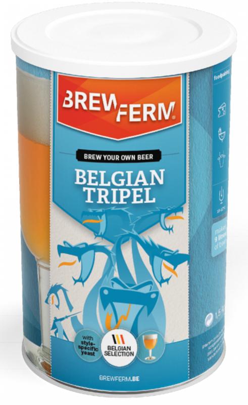 """BREWFERM Kit """"Belgian Tripel"""""""