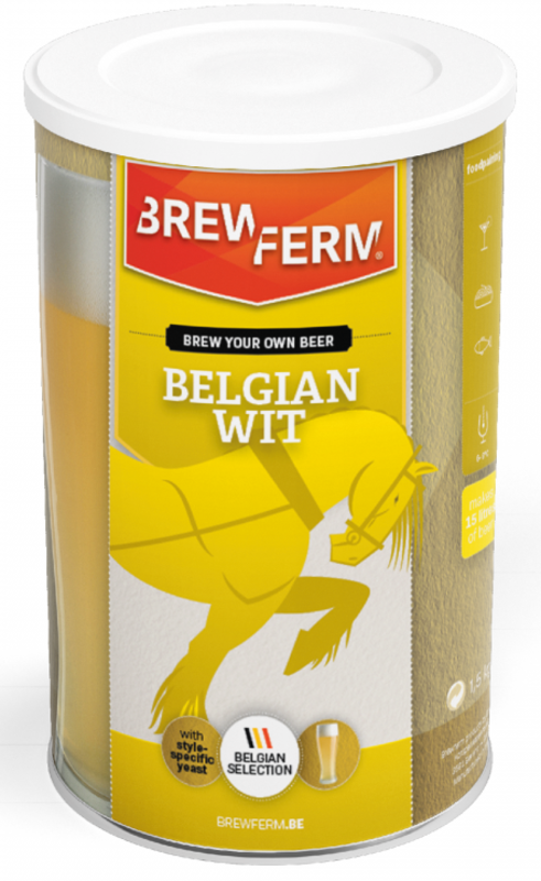 "BREWFERM Kit ""Belgian Trigo"""