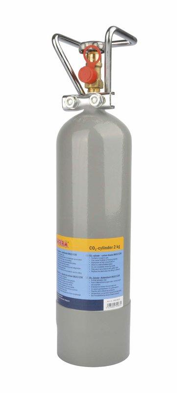 Tubo de Gas CO² 2kg