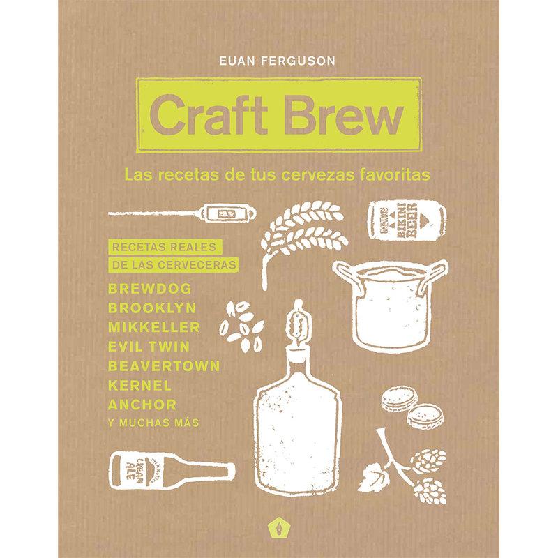 Craft Brew - Las recetas de tu cerveza