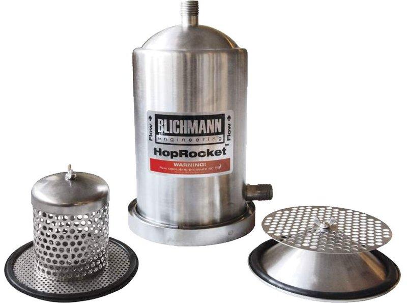 BLICHMANN HOPROCKET + INFUSOR Acero Inox