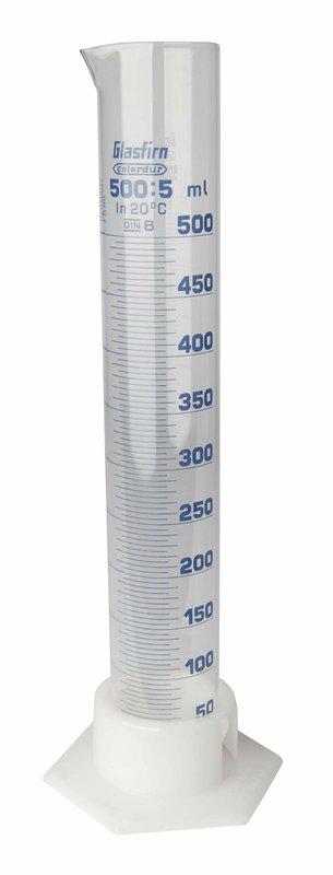 Probeta de vidrio - 500ml
