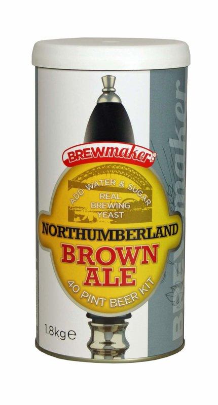 "BREWMAKER Premium ""Northumberland Brown Ale"" 1,8kg"