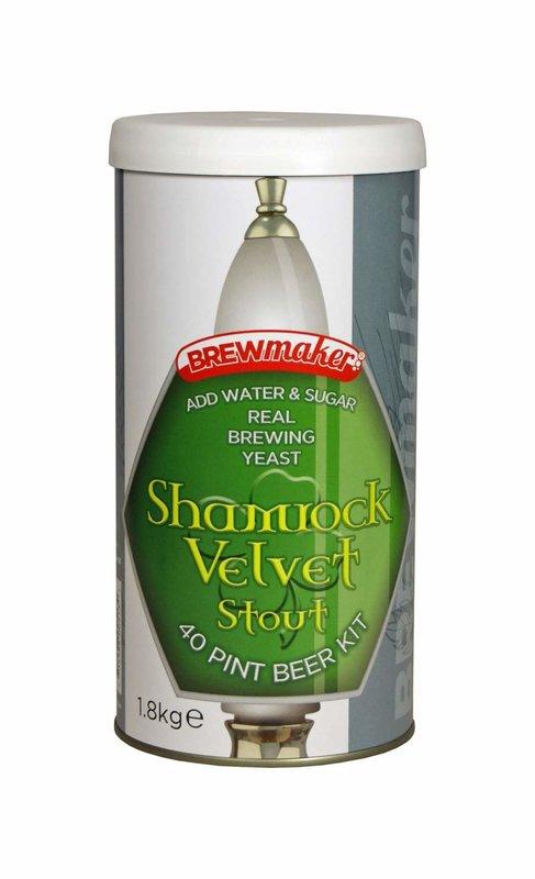 "BREWMAKER Premium ""Irish Velvet Stout"" 1,8kg"