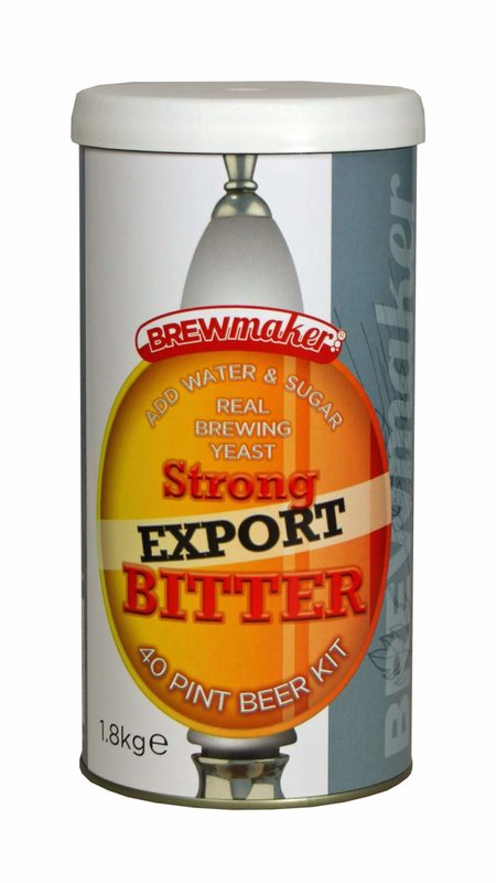 "BREWMAKER Premium ""Strong Export Bitter"" 1,8kg"