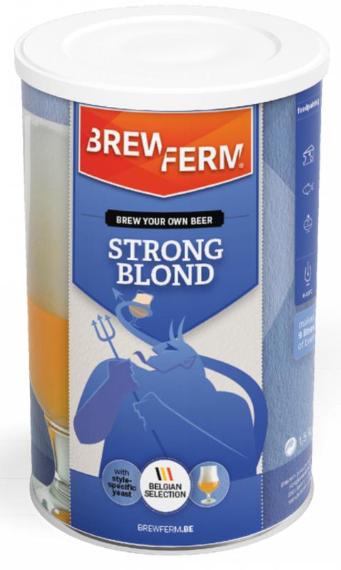 """BREWFERM Kit """"Strong Blond"""""""