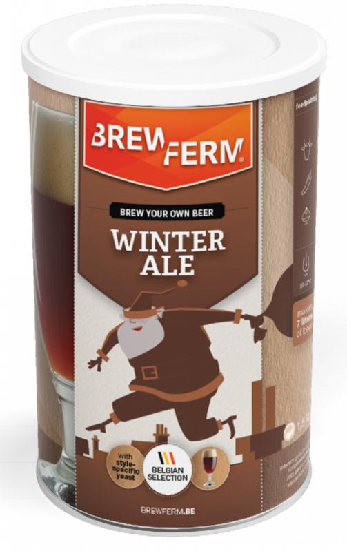 """BREWFERM Kit """"Winter Ale"""""""