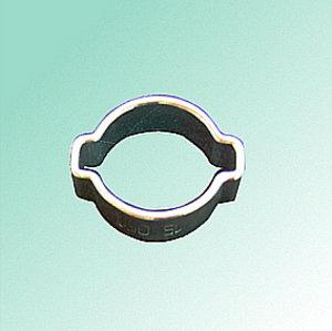 Abrazadera de manguera 15 - 18mm INOX