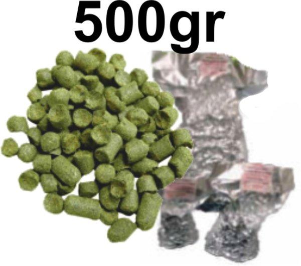 Styrian Goldings Pellets Bolsa 500gr