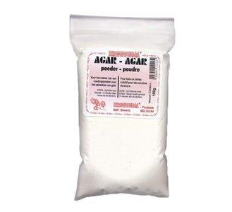 Polvo Agar-Agar para medios de cultivo 25gr