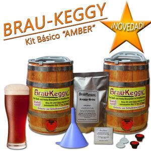 """BrauKeggy """"AMBER"""""""