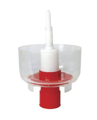 Limpiador y desinfectador de botellas AVVINATORE