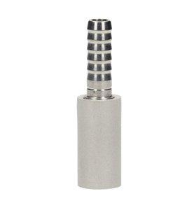 Piedra-Difusor INOX 5 micros para kits de ventilación