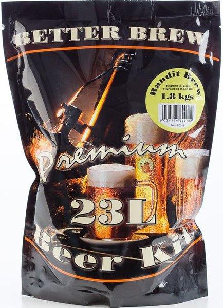 BETTER BREW Bandit Brew Tequila 1,8 kg