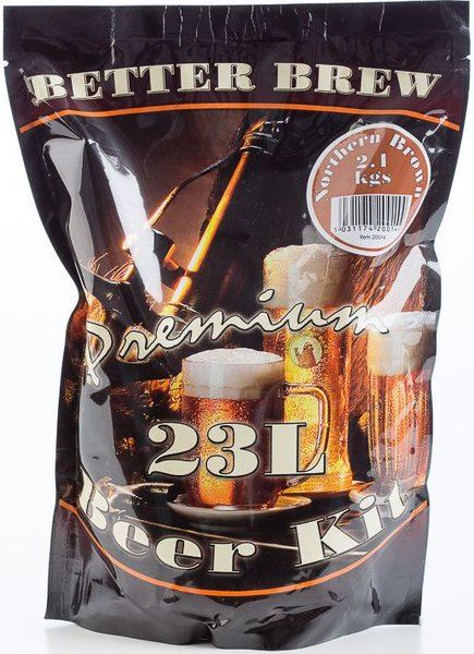 BETTER BREW Northern Brown Ale 2,1 kg