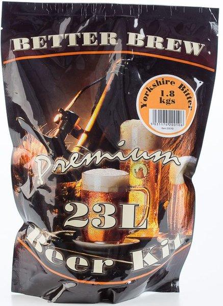 BETTER BREW Yorkshire Bitter 1,8 kg