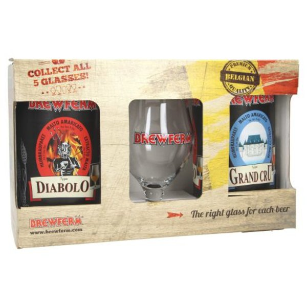 BREWFERM Pack de Regalo 3 Diablo/Grand Cru