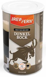 "BREWFERM Kit ""Dunkel Bock"""