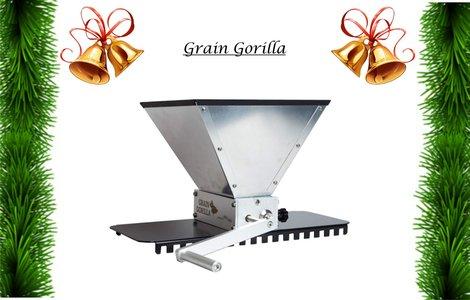 """Molino de Malta """"Grain Gorilla"""""""