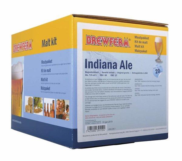 """Kit de malta en grano """"Indiana Ale"""""""
