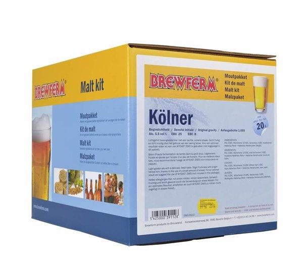"""Kit de malta en grano """"Kölsch"""""""
