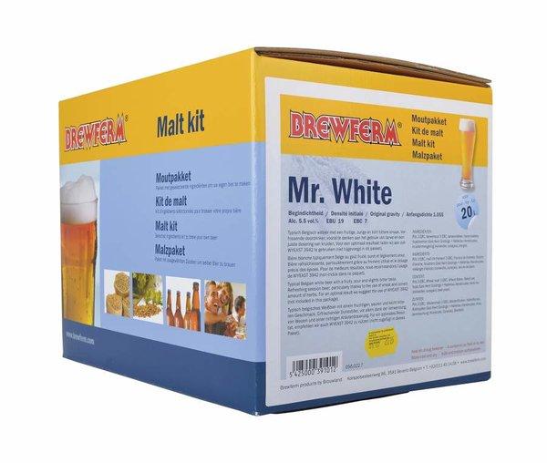 """Kit de malta en grano """"Mr. White"""""""