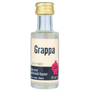 "Extracto de Licor ""Grappa"""