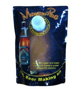 Master Pint 1,6Kg - Dark Ale - 20ltr
