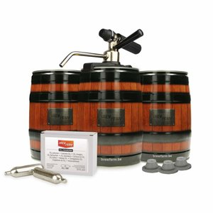 Set Mini-Barril 5ltr con Party Star Deluxe