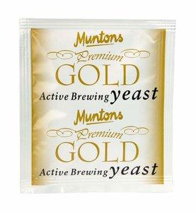"""MUNTONS Levadura """"Premium Gold"""" 6gr"""