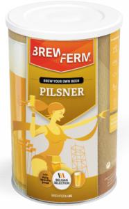"BREWFERM Kit ""Pilsener"" - antes ""Rubio"""