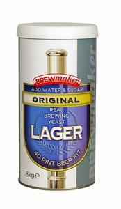 "BREWMAKER Premium ""Original Lager"" 1,8kg"