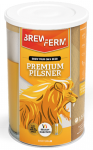 """BREWFERM KIT """"Premium Pilsener"""""""