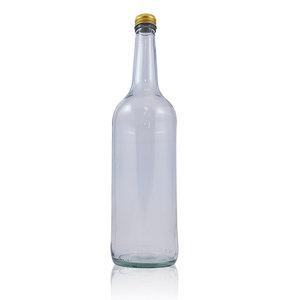 """Botella de """"Rosca"""" 1Litro"""
