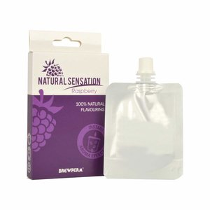 "Natural Sensation ""Raspberry"" - extracto aroma frambuesa"