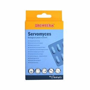 Brewferm Servomyces - nutriente de levadura – 6 cápsulas