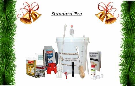 Equipo Standard pro