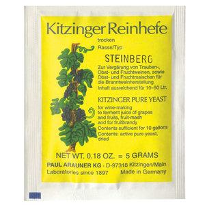 Levadura Kitzinger Steinberg 5gr