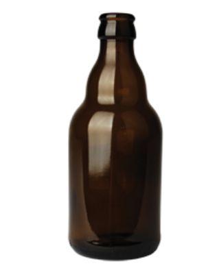 "60x Botellas de cerveza ""Roquita"" 33cl"
