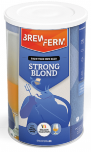 "BREWFERM Kit ""Strong Blond"""