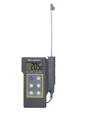 Termómetro digital con alarma -50°C/+300°C