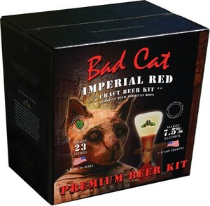 BULLDOG - Bad Cat Imperial Red