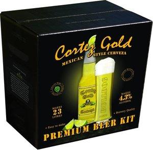 BULLDOG - Cortez Gold Mexican Cerveza