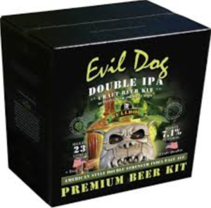 BULLDOG - Evil Dog Double IPA
