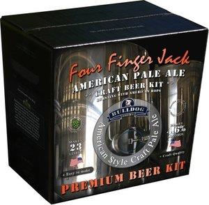 BULLDOG - Four Finger Jack Pale Ale