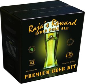 BULLDOG - Raja´s Reward Indian Pale Ale