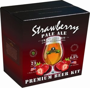 BULLDOG - Strawberry Pale Ale