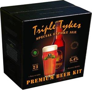 BULLDOG - Triple Tykes Special Export Ale